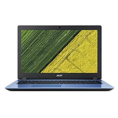 Acer NX.GS6AA.002-OB Aspire 3 A315-51-52S5 Intel Core i5-7200U Dual-Core 2.5GHz Notebook Computer - 6GB RAM  1TB HDD  15.6 Full HD (1920 x 1080) ComfyView  Giga