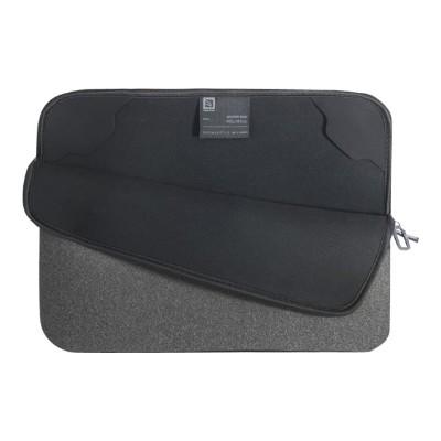 Tucano BFM1314-BK Second Skin Melange - Notebook sleeve - 13 - 14 - black