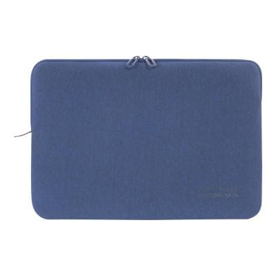 Tucano BFM1516-B Second Skin Melange - Notebook sleeve - 15 - 15.6 - blue
