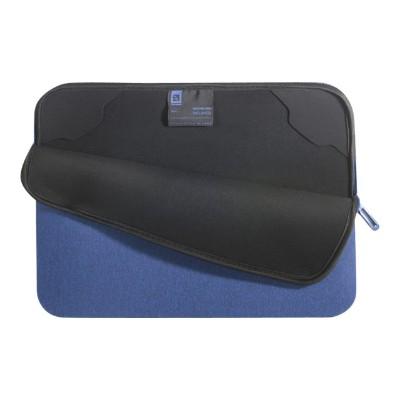 Tucano BFM1314-B Second Skin Melange - Notebook sleeve - 13 - 14 - blue
