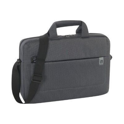 Tucano BSLOOP13-BK Loop Small - Notebook carrying case - 13 - black