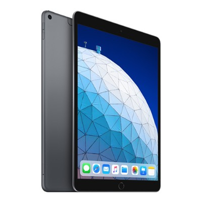 Apple MV1D2LL/A 10.5-inch iPad Air Wi-Fi + Cellular 256GB - Space Gray