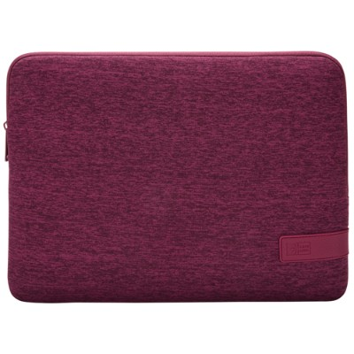 Case Logic 3204116 Reflect REFMB-113 - Notebook sleeve - 13 - acai - for Apple MacBook Pro (13.3 in)