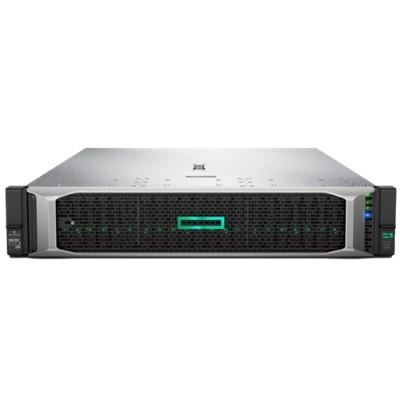 Hewlett Packard Enterprise P02466-B21 ProLiant DL380 Gen10 SMB Server - 2U  2-way  1x Intel Xeon Gold 6230 20-Core 2.10GHz  64GB RAM  8 SFF SAS/SATA d