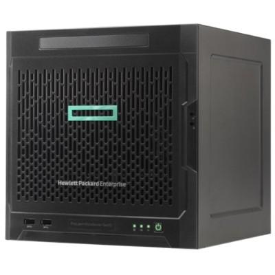 Hewlett Packard Enterprise P07203-001 ProLiant MicroServer Gen10 - Ultra Micro Tower  1x AMD Opteron X3418 Quad-Core 1.80GHz  2MB L2  8GB DDR4  4x LFF
