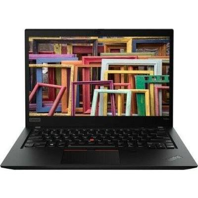 Lenovo 20NX002XUS ThinkPad T490s 20NX 8th Intel Gen Core i7-8665U 1.9GHz Laptop PC - 8GB DDR4  256GB SSD  14 IPS 1920x1080 (FHD)  UHD Graphics 620  US
