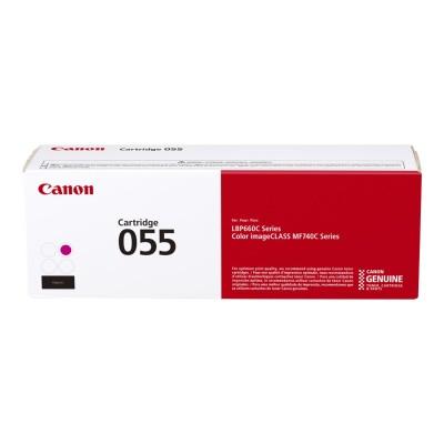 Canon 3014C001 055 - Magenta - original - toner cartridge - for Color imageCLASS MF743  ImageCLASS LBP664  MF745  i-SENSYS LBP664  MF742  MF744  MF746