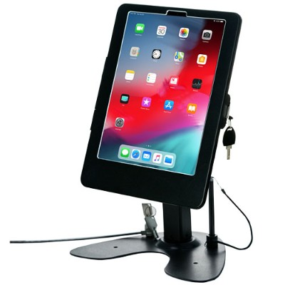 CTA Digital PAD-ASK11B Dual Security Kiosk Stand for 11-inch iPad Pro