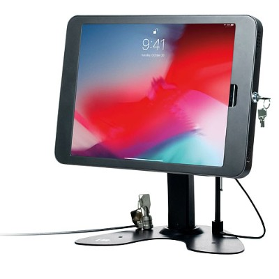 CTA Digital PAD-ASK13B Dual Security Kiosk Stand for 12.9-inch iPad Pro (Gen. 3)