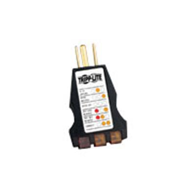 Tripplite Ct120 Ct120 Instant-read Ac Outlet Circuit Tester