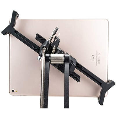 CTA Digital PAD-SKMSB 2-in-1 Security Multi-Flex Tablet Stand and Wall Mount