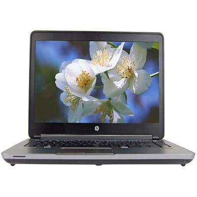 HP Inc. PC5-2019 Probook 640 G1 Intel Core i5-4300M Dual-Core 2.6GHz Notebook PC - 4GB DDR3 RAM  128GB SSD  14 HD Display  DVDRW  Webcam  802.11 a/b/g