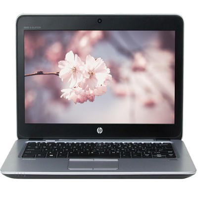 HP Inc. PC5-2056 EliteBook 820 G3 Intel Core i7-6600U 2.6GHz Notebook PC - 16GB DDR4  256GB SSD  12.5 FHD Touchscreen Display  Webcam  802.11 a/b/g/n/