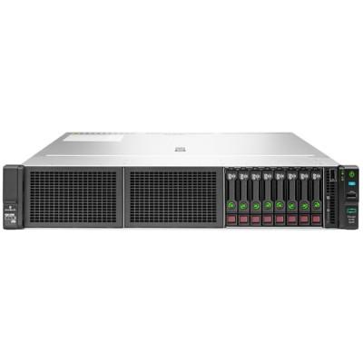 Hewlett Packard Enterprise 879514-B21 ProLiant DL180 Gen10 - Server - rack-mountable - 2U - 2-way - 1 x Xeon Silver 4110 / 2.1 GHz - RAM 16 GB - SATA