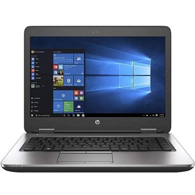HP Inc. RB-724962749929 ProBook 640 G2 Intel Core i5-6300U Dual-Core 2.4GHz Notebook PC - 16GB DDR3  256GB SSD  14 HD 1366x768  Intel HD Graphics 520