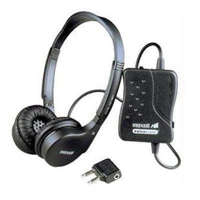 Maxell 190400 HPNCII Noise-Canceling Headphones