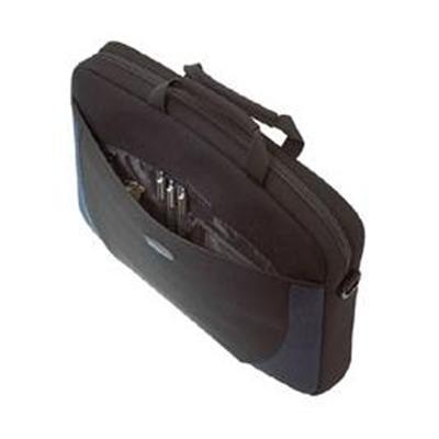 """Targus CVR217 17"""" Laptop Sleeve - Black/Blue"""