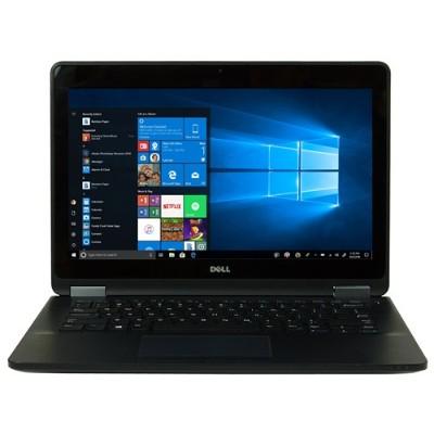 Dell PC5-2333-REF Latitude E7270 Intel Core i5-6300U Dual-Core 2.40GHz Notebook PC - 8GB RAM  512GB SSD  12.5 HD Display  Webcam  No ODD  Wi-Fi  Windo