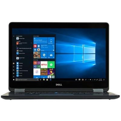 Dell PC5-2346-REF Latitude E7470 Intel Core i5-6300U Dual-Core 2.40GHz Notebook PC - 8GB RAM  256GB SSD  14 HD Display  Webcam  No ODD  Wi-Fi  Windows
