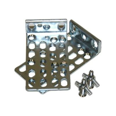 Cisco RCKMNT-1RU= Rack mounting kit - for Catalyst 2948  2960  2960G  2960S  2970G  3550  3550 24  3560  3560G  3560V2  3750
