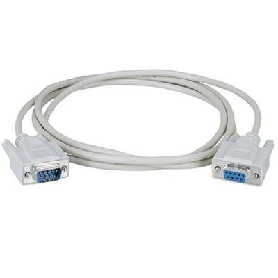 Black Box BC00232 DB9 Serial Extension Cable - 20-ft. (6.0-m) - Male/Female