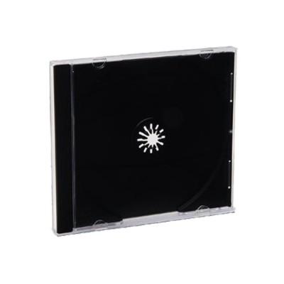 Verbatim 94867 Storage CD jewel case - black (pack of 200 )