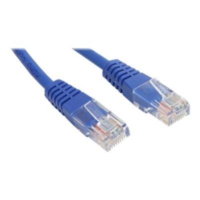 StarTech.com M45PATCH6BL 6 ft. Blue Molded Cat. 5e 350 MHz UTP Patch Cable