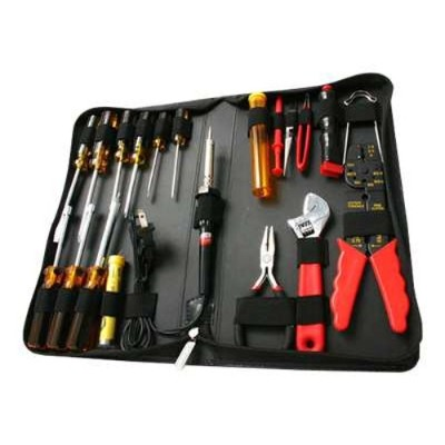 StarTech.com CTK500 19 Piece Computer Took Kit in a Carrying Case - Tool kit