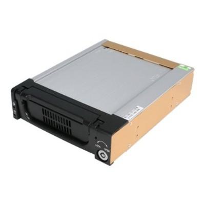 StarTech.com DRW150SATBK Black Aluminum Serial ATA Drive Casing