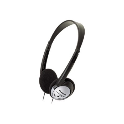 Panasonic Audio RP HT21 Lightweight Headphones with XBS