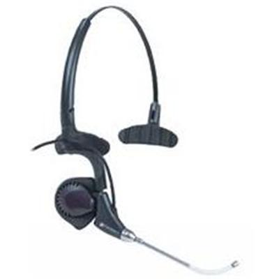Plantronics 61121 01 DuoPro H171 Headset convertible black