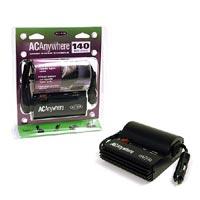 Belkin F5C400-140W AC Anywhere 140-Watt Power Inverter for Portable Devices