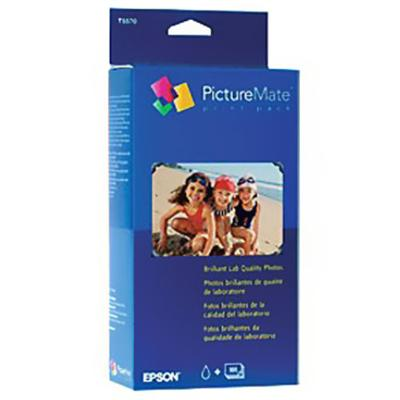 PictureMate Print Pack - glossy