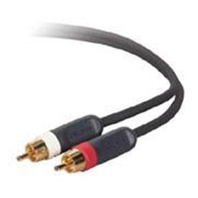 Belkin Av20300-12 Pure Av - Audio Cable - Rca (m) - Rca (m) - 12 Ft
