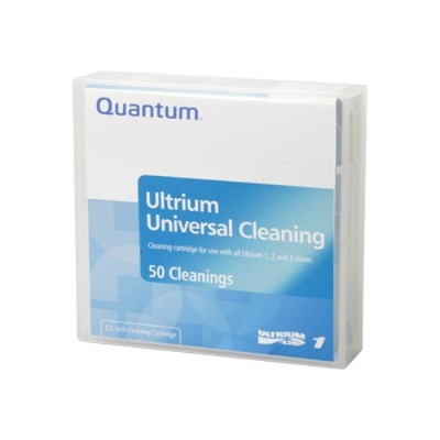 1 x LTO Ultrium - tape media data cleaning cartridge