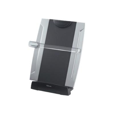 Fellowes 8033201 Office Suites Desktop Copyholder with Memo Board - Copy holder - black