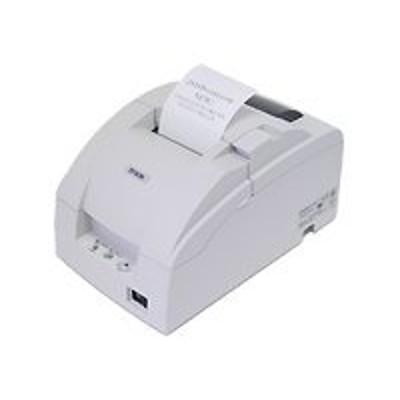 Epson C31C518603 TM U220PD - Receipt printer - two-color - two-color (monochrome) - dot-matrix - dot-matrix - Roll (3 in) - Other - Roll (3 in) - 17.8 cpi - 17.