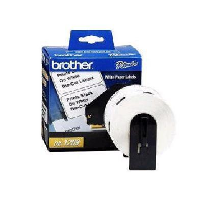 Click here for Brother DK1209 DK1209 - 800) address labels - for... prices