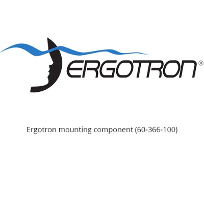 Ergotron 60-366-100 Mounting component ( bracket ) - gray