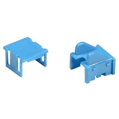 Cables To Go 07881 Network cable boots - blue (pack of 25)