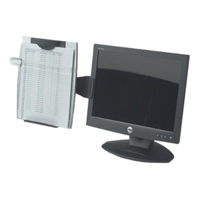 Fellowes 8033301 Office Suites Monitor Mount Copyholder - Copy holder