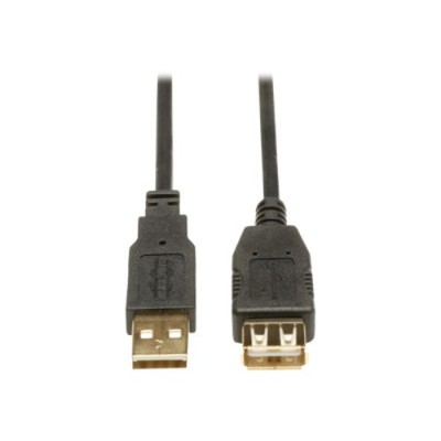 TrippLite U024-010 USB 2.0 Hi-Speed Extension Cable (A M/F)  10-ft.