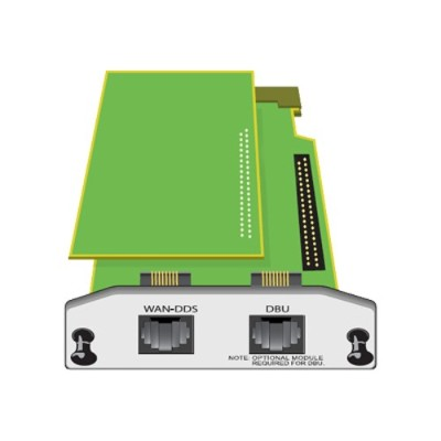 Adtran 1200864L1 NetVanta Analog Modem Dial Backup Module