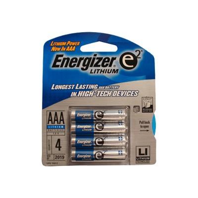 Energizer L92BP-4 e2 L92BP - Battery 4 x AAA Li