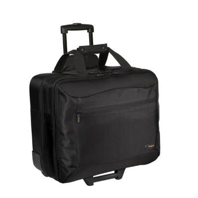 "Targus TCG717 17.3"" Rolling Travel Laptop Case - Black"