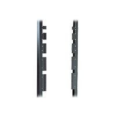 Black Box 37909 Rackmount Adapter - Rack bracket - 4U - 19/23
