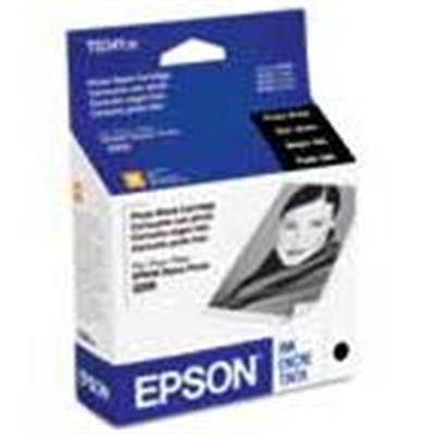 Epson T0341 (T034120) Ink Cartridge Photo Black T034120 PREMIUM