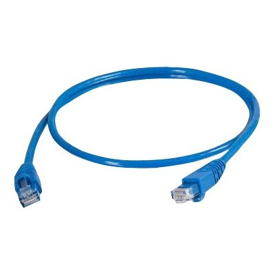 Cables To Go 10286 Cat5e Snagless Unshielded (utp) Network Patch Cable (taa Compliant) - Patch Cable - 25 Ft - Blue