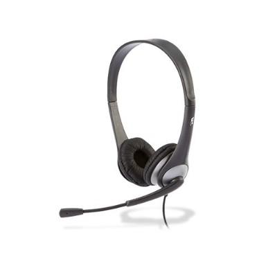 Cyber Acoustics AC-201 Binaural Headset