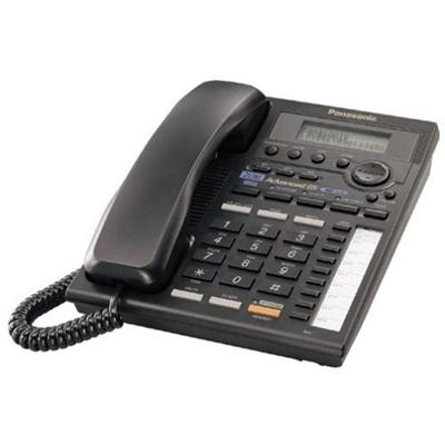 KX TS3282B - corded phone w/ call waiting caller ID
